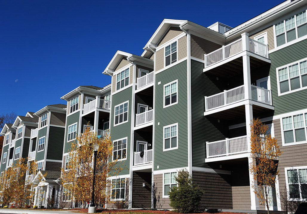 multi family apartments